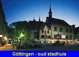 goettingen oud stadhuis