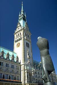 stadhuis Hamburg