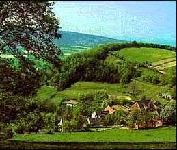 Hamelen Weser Berglandgebied