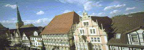 vakwerkhuizen van Hamelen