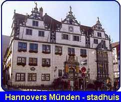 Hannovers Muenden stadhuis