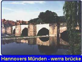 Hannovers Muenden Werra rug