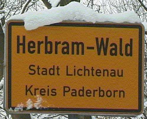 Herbram-wald