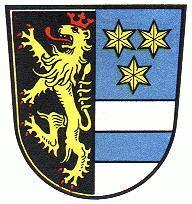 Dit is het wapen van Neustadt an der Waldnaab.  Dit wapen is te vinden op de  lokatie www.ngw.nl/indexgb.htm    Deze site is mogelijk gemaakt  door de Bank Nederlandse Gemeente te Den Haag