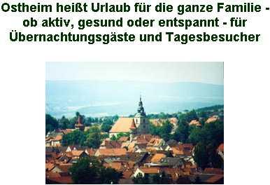 Ostheim v.d. Rhön