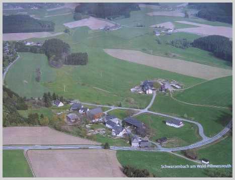 Schwarzenbach am Wald Pillmersreuth