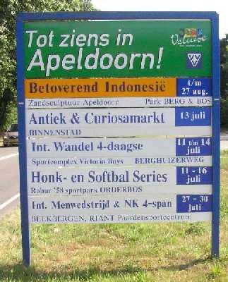 Apeldoornse vierdaagse 2006