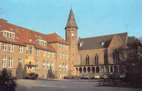 Medisch Kinderhuis De Kubus.