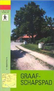Het Graafschapspad, voorpagina wandelboekje