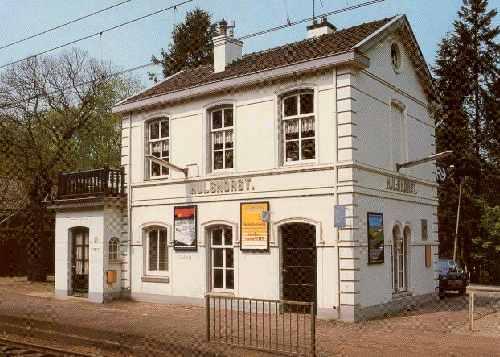 station Hulshorst
