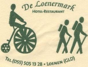 Hotel Restaurant De Loenermark te Loenen