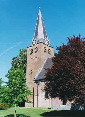 kerk van Nijbroek