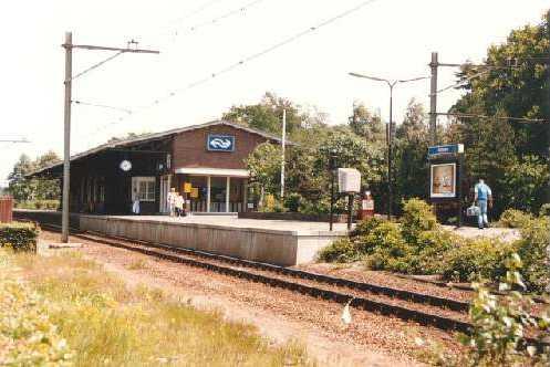 station te Nunspeet