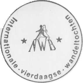NWB (Nederlandse Wandelsport Bond)- Internationale Vierdaagse Wandeltochten