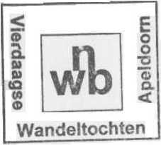 NWB (Nederlandse Wandelsport Bond)- Vierdaagse Wandeltochten Apeldoorn