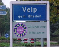 Velp gemeente Rheden