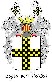 Dit is het wapen van Vorden.  Dit wapen is te vinden  op de lokatie www.ngw.nl/indexgb.htm   Deze site is mogelijk gemaakt  door de Bank Nederlandse Gemeente te Den Haag