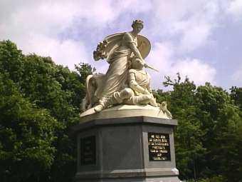 Monument ter herdenking van de slag bij Heiligerlee