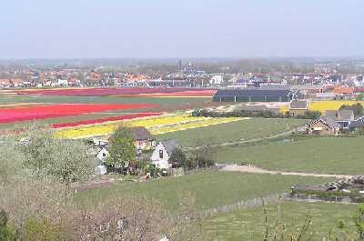 Tijdens de Bos-, duin- en strandtocht Castricum op zaterdag 14 april 2007