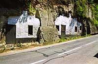 Geulhem, rotswoningen