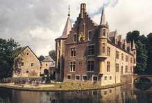 Heerlen kasteel Ter Worm