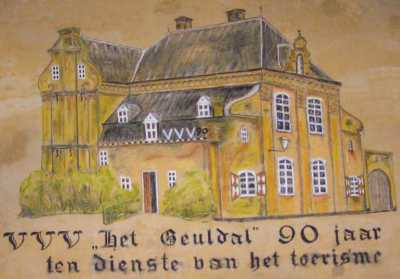 Heuvelland wandelvierdaagse 2007