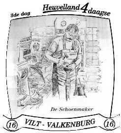 16e Heuvelland wandelvierdaagse 2003 - dag 3