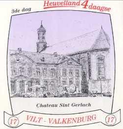 stikker Heuvelland wandelvierdaagse 2004 - dag3