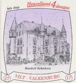 stikker Heuvelland wandelvierdaagse 2004 - dag4