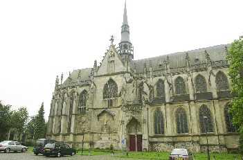 Basiliek te Meersen