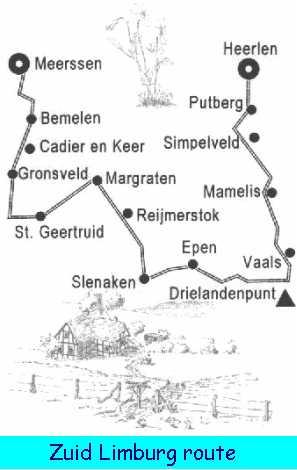 Zuid Limburg Route