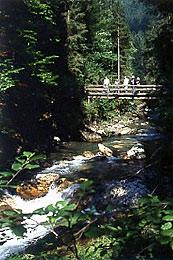 Donnersbach Klamm