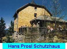 Hans Prosl Schutzhaus