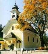Hinterstoder kerk