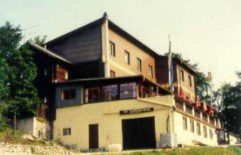 Hocheck Schutzhaus Furth