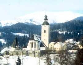 Metnitz winter
