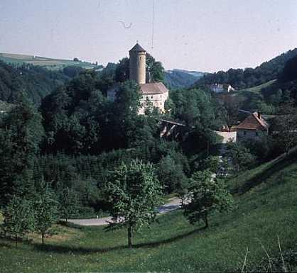 Oberneukirchen Burg