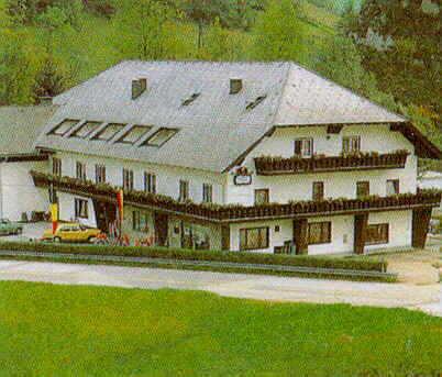 Overnachtingsadres in Opponitz bij Franz Tazreiter, Thann 12