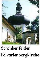 Schenkenfelden Kalvarienbergkirche