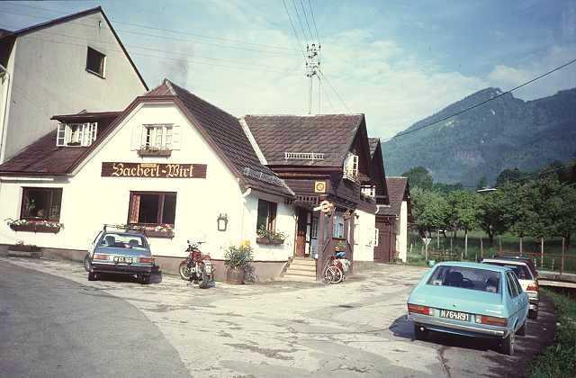 Schwarzau am Gebirge Bachel Wirt