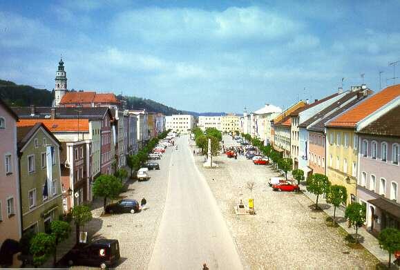 Tittmoning Altstad