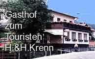 Gasthof zum Touristen in Willendorf