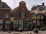 Huize In de Kroon in Delden aan de markt