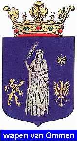 Dit is het wapen van Ommen.  Dit wapen is te vinden op de lokatie www.ngw.nl/indexgb.htm   Deze site is mogelijk gemaakt door de Bank Nederlandse Gemeente te Den Haag