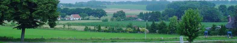 Panorama bij Groesbeek