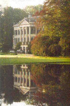 Huize Broekhuizen te Leersum