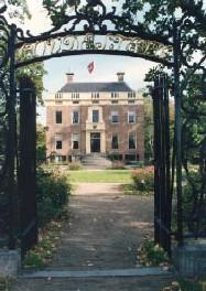 buitenplaats Goudestein te Maarssen