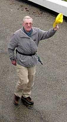 Rolf Craanen, de organisator van deze tocht