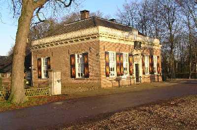 Tijdens de WS78 Achterhoek-tocht vanuit Doetinchem op 9 december 2006