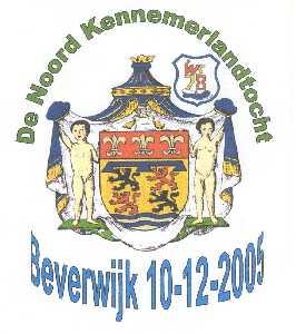 Wandelplaatje van de 40 km lange wandeltocht De Noord- Kennemerlandtocht vanuit Beverwijk